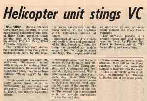 News C 7_17- Helicopter Unit Stings VC 1969